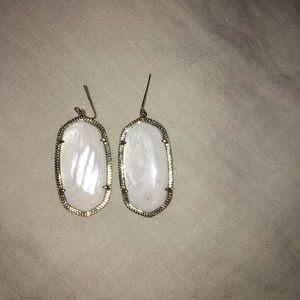 Danielle Statement Earrings