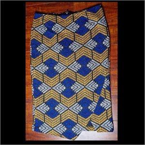 Women's Skirt Anthropologie Maeve Skirt Size 6