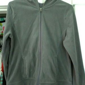 Tek Gear fleece zip hoodie