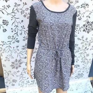 NWOT Lou & Grey Long sleeve Comfy Dress Sz S