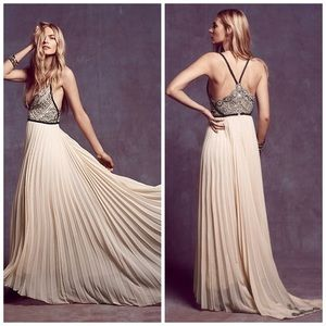 Free People Belle of the Ball Maxi, Size 2, NWT