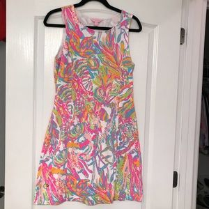 Lilly Pulitzer Whiting Dress, Scuba to Cuba