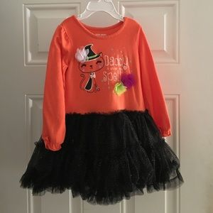 EUC Little Girl's 3T Halloween Dress