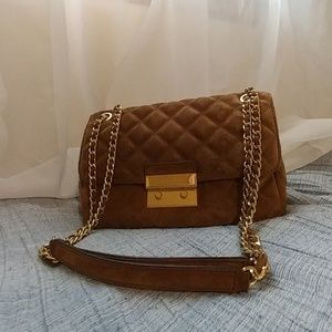 Sloan Seude Quilted Michael Kors Bag