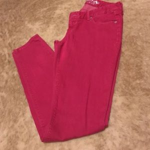 Red Express Jeans!!!