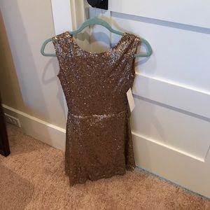 Tobi NWT Sequin Dress