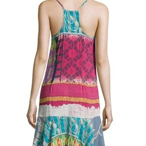 Plenty by Tracy Reese Embellished Printed Dress, L