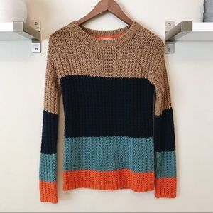 """Anthropologie Sparrow """"Olaf"""" Sweater"""