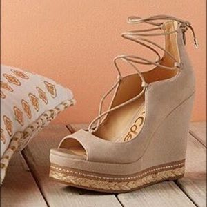 New! Sam Edelman Harriet Wedges!