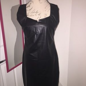 Dresses & Skirts - Black Bodycon Sleeveless Dress