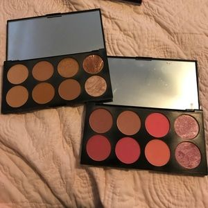 Other - Blush and bronzer pallets