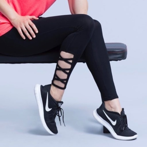258aed4381535b Marika Pants | Balance Collection Lexi Crisscross Legging | Poshmark