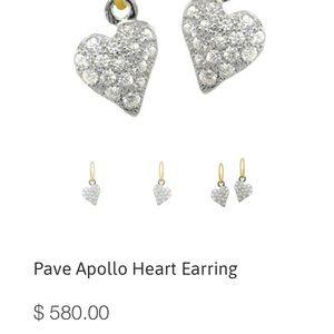 Lee Brevard never worn earrings