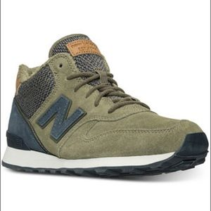 NB 696 Mid Cut Sneakers