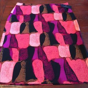 NWT Worthington straight skirt sz 18