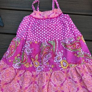 Children's place girls lightweight summer dress