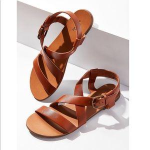 Brand New Maddie Leather Sandal