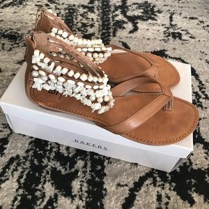 Bakers Jewel shoes in tan