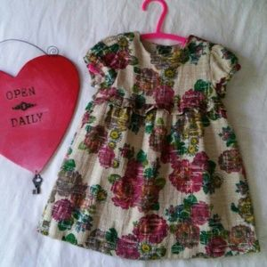 Zara Baby Girl Collection Dress. 24 to 36 months