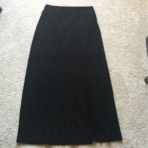 NEW White House Black Market Maxi Skirt!