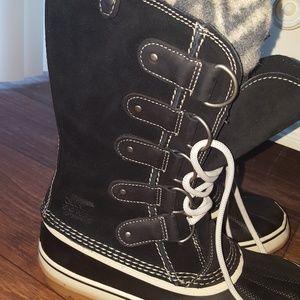 Sore Waterproof winter boots