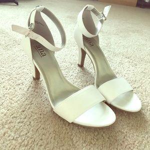 Classy White a.n.a heels