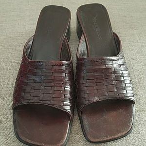 Great Cole Haan Brown Sandals Size 9.5