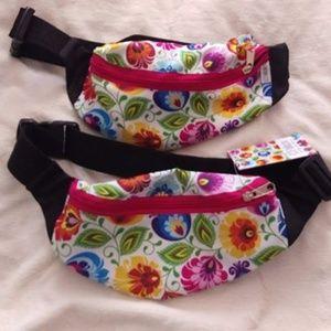 one waist pack Polish folk NEW