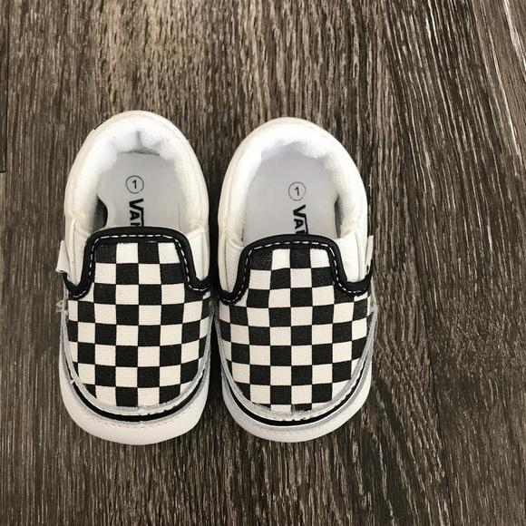 Vans Shoes | Vans Slip On Shoe Size
