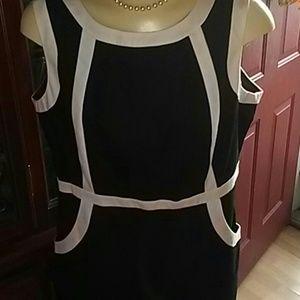 NWOT Worthington dress fully lined