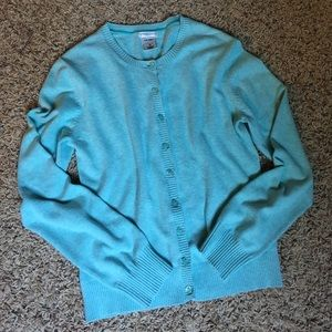 Old Navy Mint Perfect Fit Cardigan