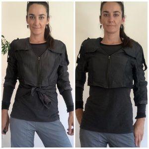 Lululemon tranquility jacket crop blazer 4