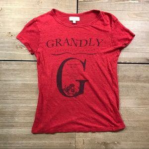 Zara Trafaluc Grandly Tee