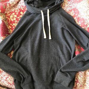 Garage long sleeve/ hoodie