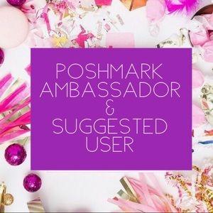 Other - Posh Ambassador & Suggested User!
