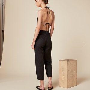 Reformation Dresses - Reformation Lelani Jumpsuit | Black | 10