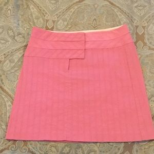 CACHE pink Skirt size 4