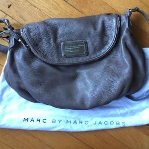 EUC Marc by Marc Jacobs Natasha cross body leather