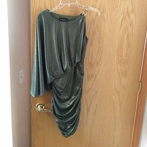 Betsy & Adam Dresses - Green dress
