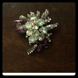 "Vintage ""Bouquet"" Brooch"