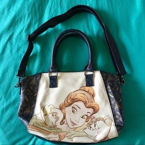 Loungefly Beauty and the Beast Purse