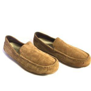 3852f1d6e48 Ugg Men's Alder Suede Driving Loafer Slipper Shoe