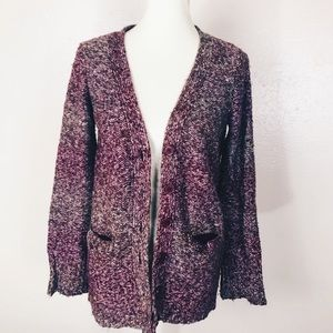 Urban Outfitters Cardigan Large purple