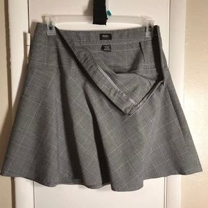 Skirt grey size 12