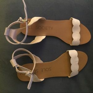 f271062355e Sole Society Shoes - NWOT Sole Society Odette Sandals