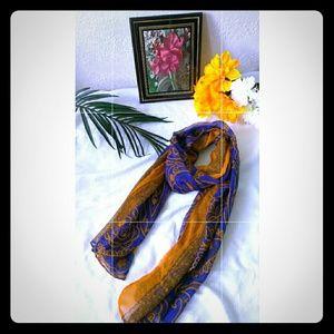 Trendy Women Long Printed Scarf Shawl Wrap