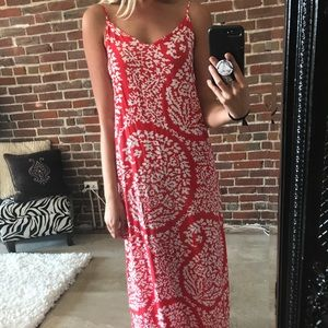 Pretty maxi dress!
