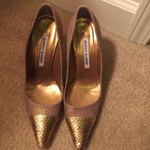 Great Condition Manolo Blahnik heels!