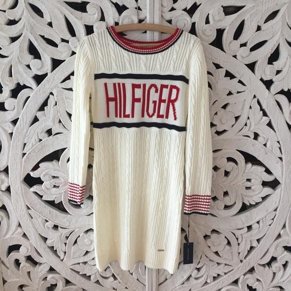 15% off Tommy Hilfiger Dresses & Skirts - Tommy Hilfiger Sweater ...