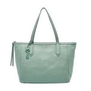 Fossil // Mint Seafoam Green Sydney Purse